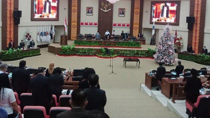 DPRD Sulut Langsung 'Maraton' Gelar Sidang Paripurna di Awal 2021