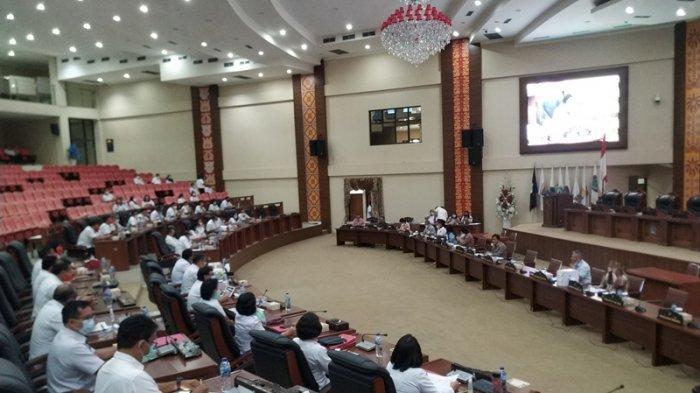 Ayub Ali Protes Perangkat Daerah Setengah yang Hadir, Ternyata Tidak Diundang