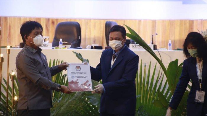 DPRD Sulut Segera Proses Pelantikan Olly-Steven, Rencananya Pekan Depan karena Staf sedang WFH