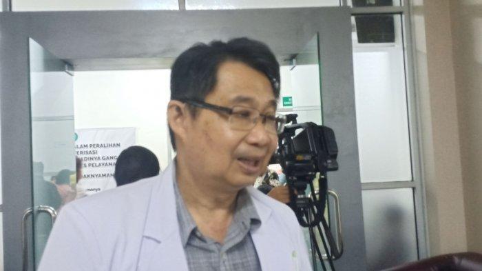 BREAKING NEWS! Pasien Diduga Suspect Virus Corona di Manado, Ini Penjelasan dr Agung