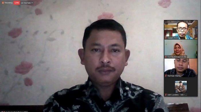Dr. Ardianto, M.Pd / Dekan FTIK IAIN Manado