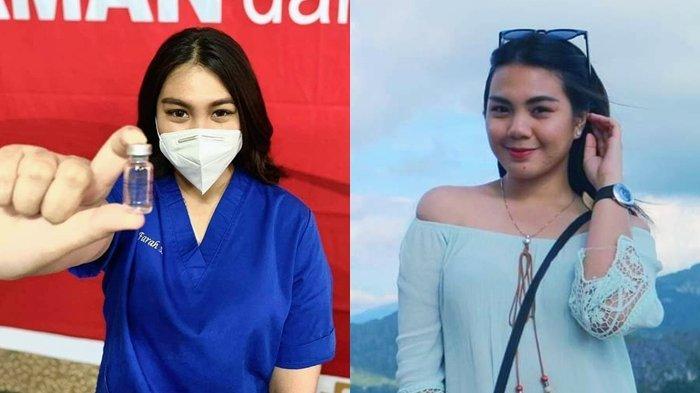 Ajak Masyarakat Sukseskan Vaksinasi Covid-19, Dokter Cantik Farah Syafira Mokoginta Ungkap Hal Ini