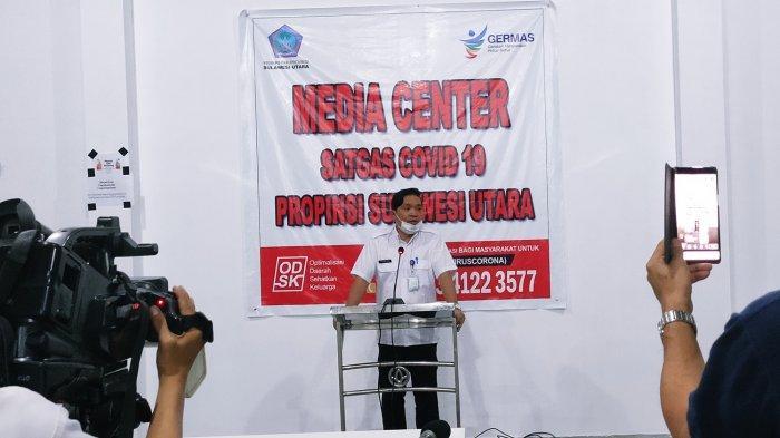 7 Orang Punya Kontak Resiko Tinggi dengan Pasien Corona Asal Tomohon, Dandel: Akan Diperiksa Swab