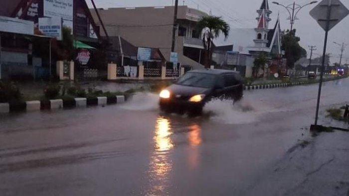 Langganan Banjir, Warga Kelurahan Lewet Minsel Minta Perbaikan Drainase