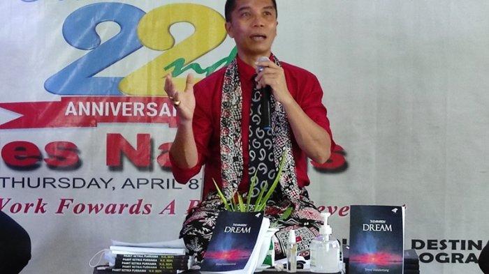 The Manarow Dream, Mimpi Drevy Malalantang untuk Pariwisata Kota Manado