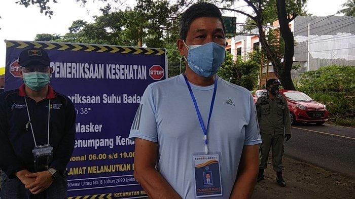 BREAKING NEWS, 5 Pasien Baru Virus Corona di Sulawesi Utara Berasal dari Manado