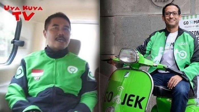 Kisah Orang Pertama di Indonesia Yang Menjadi Pengemudi Ojek Online, Namanya Mulyono