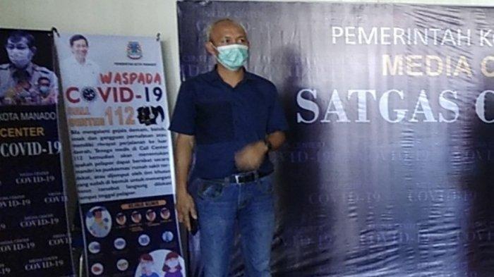 Kabag Humas: Belum Ada PSBB di Manado, Tapi Pembatasan Pusat Pembelanjaan dan Operasi Yustisi