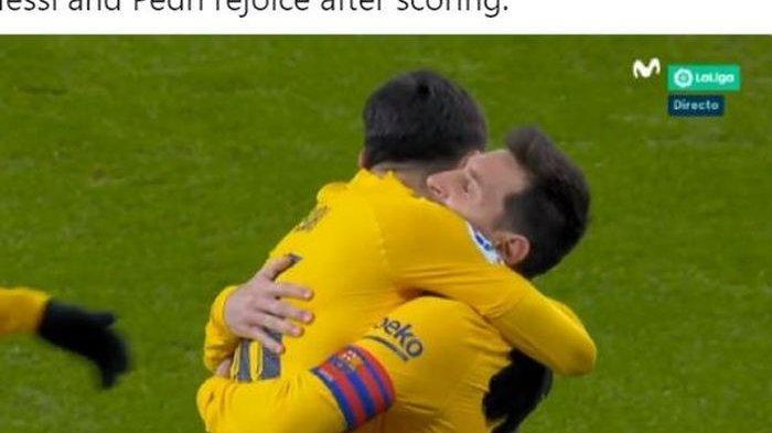 Lionel Messi Punya Patner Baru di Barcelona, Bahagia saat Lawan Athletic Bilbao