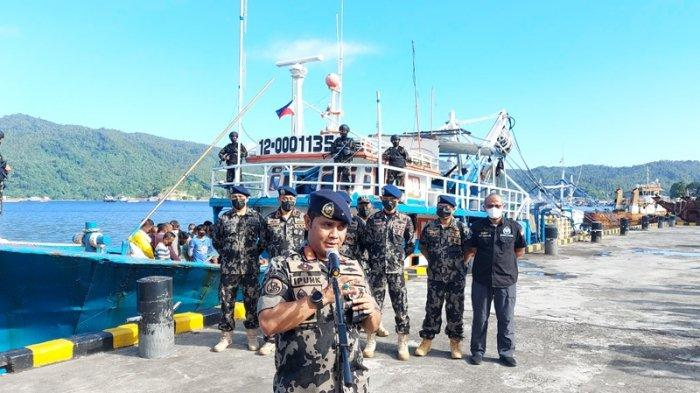Operasi KKP Sukses Lumpuhkan 19 Kapal Asing Pencuri Ikan
