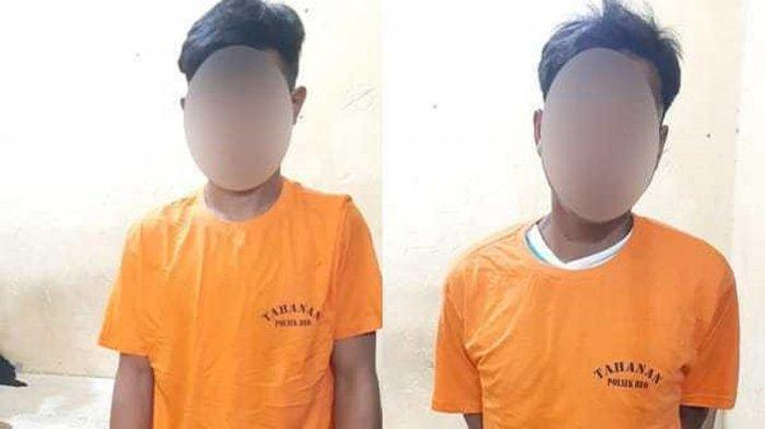 Dua Pemuda Talaud Ditangkap Polisi, Aniaya Teman Karena Cek-Cok saat Pesta Miras
