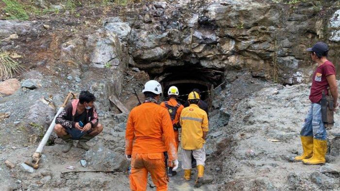 Dua Penambang Tertimbun Longsor, PT SEJ dan Basarnas Masih Berupaya Evakuasi Korban