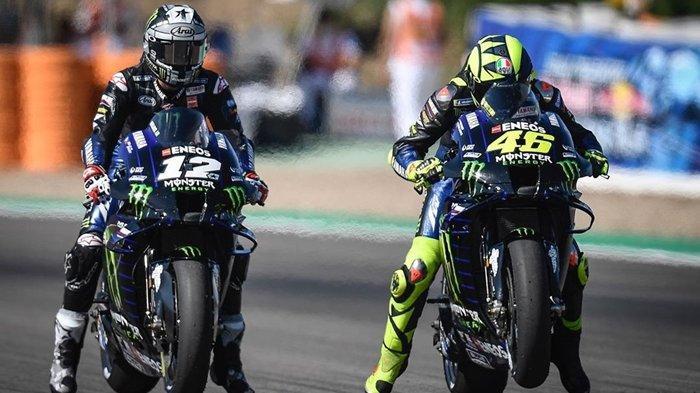 Hasil MotoGP San Marino 2020, Franco Morbidelli Tampil Gemilang