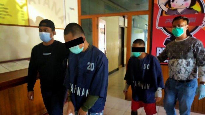 2 Tersangka Pencurian di Pantai Kombi Minahasa Ditangkap Polisi