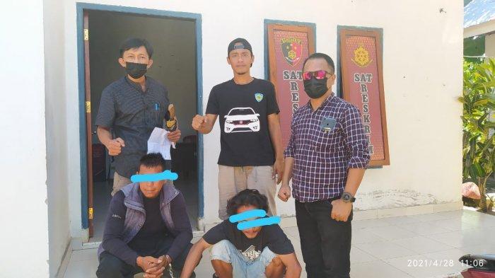BREAKING NEWS - Curi Ternak Sapi, Dua Warga Bolaang Uki Ditangkap Polres Bolsel