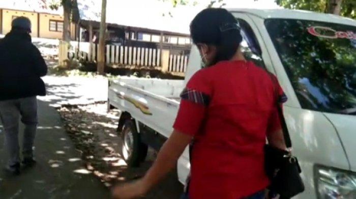 dua pemeran video asusila, masing-masing lelaki HB (43) dan perempuan LP ( 32) resmi ditetapkan Polres Kepulauan Talaud sebagai tersangka.