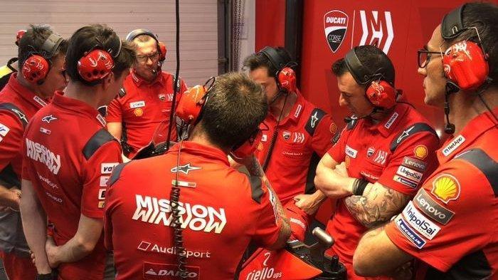 (VIDEO) Hasil FP2 MotoGP Spanyol 2019 - Ducati Berjaya, Danilo Petrucci dan Dovizioso yang Tercepat