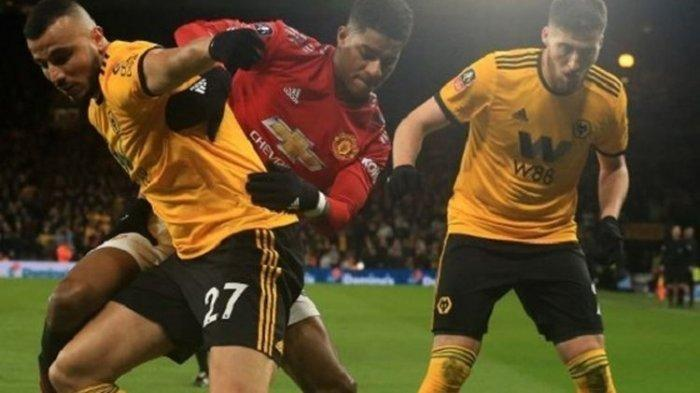 Link Live Streaming Manchester United vs Wolves, EPL Pekan ke-25, Ajang Debut Bruno Untuk Red Devils
