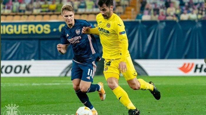 Hasil Liga Eropa Villarreal vs Arsenal, Unai Emery Balas Dendam ke Mantan, The Gunners Kalah 2-1