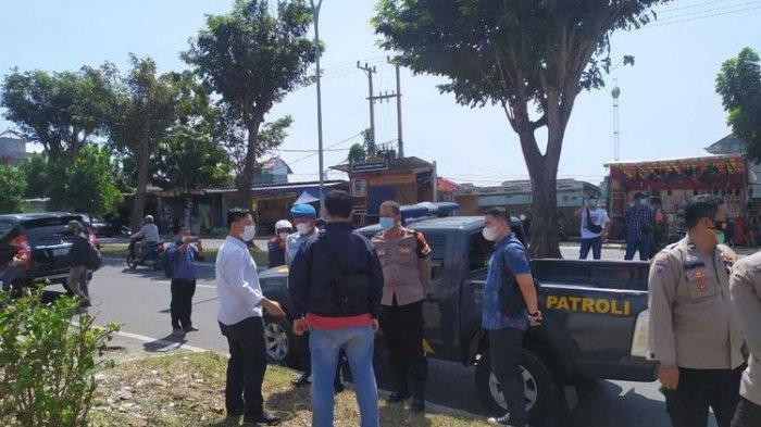 Hendak Pulang ke Rumah, Anggota TNI Ditembak Orang Tak Dikenal, Mobilnya Sempat Dipepet Sepeda Motor