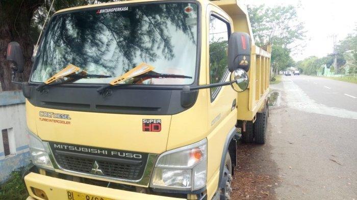 Kecelakaan Maut, Lidia Azhari Tewas di Tempat Ditabrak Dumb Truck dari Belakang