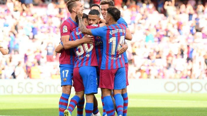 Hasil Barcelona vs Levante: Duo Belanda Menggila, Ansu Fati Comeback, Koeman Terselamatkan, Skor 3-0