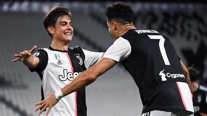 Hasil Juventus vs Napoli Liga Italia, Dybala Comeback Si Nyonya Tua Menang