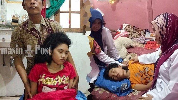 Masih Ingat Echa si Putri Tidur? 4 Tahun Lalu Sempat Tertidur 13 Hari, Kini Sudah Seminggu Terlelap