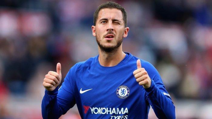 Liga Inggris - Mulai Kesal, Hazard Tagih Janji Petinggi Chelsea soal Kepindahannya ke Real Madrid