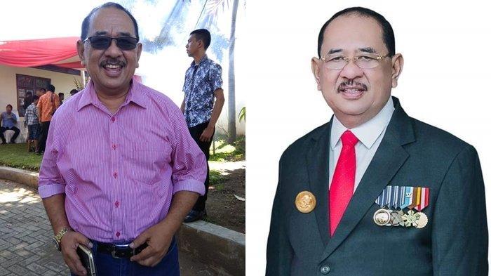 Edison Humiang Pensiun, 35 Tahun Mengabdi Sebagai ASN, Akhiri Karier dengan Manis