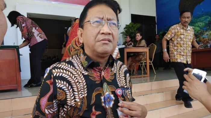 Sekprov Sulut Edwin Silangen Siap Jalankan Tugas Sebagai Plh Gubernur