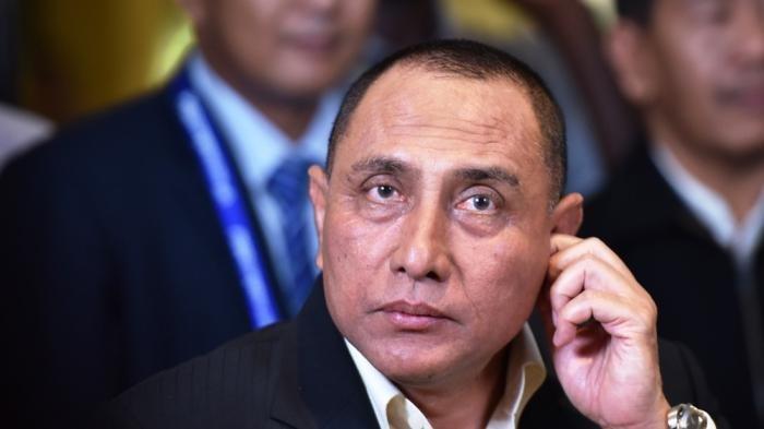Kubu Moeldoko Kini Dalam Masalah, Gubernur Edy Rahmayadi Sebut KLB Partai Demokrat Tak Berizin