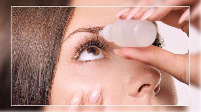 SIMAK, Ini Bahaya Jika Terus Menerus Menggunakan Obat Tetes Mata, Bisa Alami Gangguan