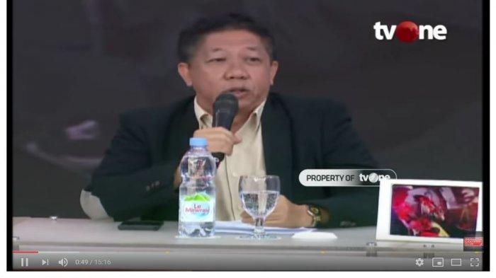 Debat ILC, Pandangan Effendi Gazali Terkait Survei: Lembaga Tidak Terkenal Nyatakan 02 Menang