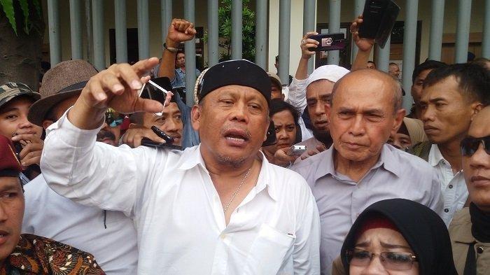 Eggi Sudjana Gugat Status Tersnagka, Polda Metro Jaya Siap Hadapi di Pengadilan