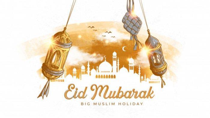 Eid Mubarak.