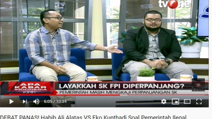 Kuasa Hukum FPI Disemprot Pegiat Medsos Karena Ulah Rizieq Shihab Sebut Jokowi Presiden Ilegal