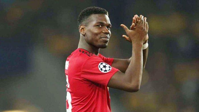 Jika Man United Berhasil Datangkan Pemain Baru, Pogba Kemungkinan Akan Dilepas dengan Keikhlasan