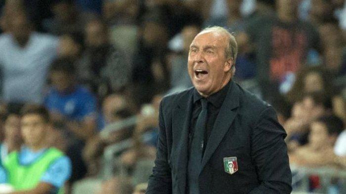 Italia Menang Besar 8-0, Sang Pelatih Biasa Saja
