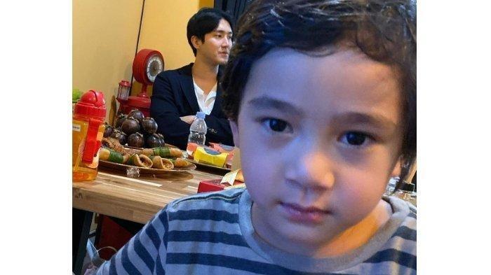 Siwon Super Junior Mampir ke Rumah Raffi Ahmad, Makan Bersama, Ekspresi Rafathar Jadi Sorotan