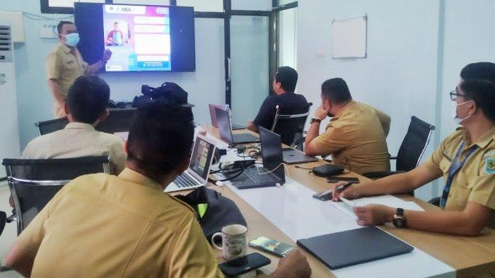Diskominfo Bolmong Matangkan Persiapan Kegiatan Pelatihan Digital Enterpreneurship Academy
