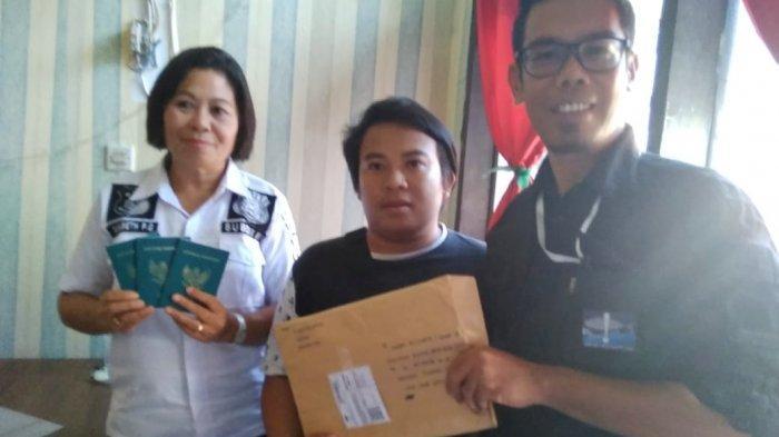 DFW Indonesia dan Forkab Kota Ini Fasilitasi Pengembalian Dokumen Awak Kapal Perikanan