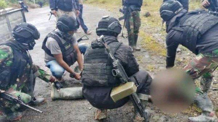 Elly Bidana, Komandan Perang KKB Tewas Ditembak Aparat TNI saat Kontak Senjata di Distrik Kiwirok