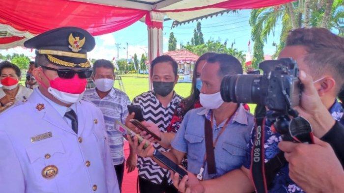Bupati Talaud Warning ASN yang Menolak untuk Divaksin