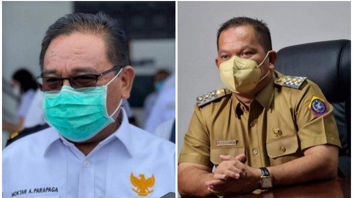 Bupati Talaud Elly Lasut dan Wabup Moktar Parapaga Imbau Warga Waspada Bencana