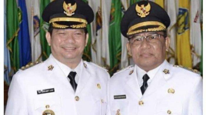 Pilkades Serentak, Bupati dan Wabup Talaud Ingatkan Harus Taat Aturan dan Jaga Kerukunan