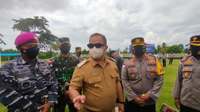 Bupati Talaud Elly Lasut Minta Warga Taat Berlalu Lintas, Bantu Tugas Kepolisian