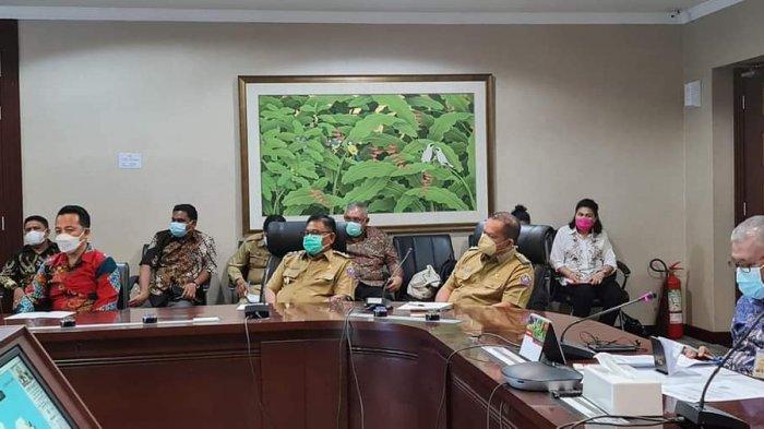 Elly Lasut Mantap Hadiri Rapat Dewan KEK Nasional di Istana Merdeka