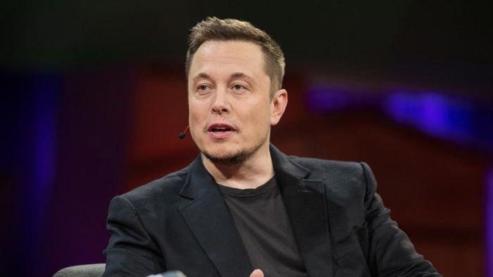 Elon Musk, CEO SpaceX.