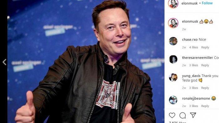 Inilah Orang Terkaya Baru di Dunia, Kekayaan Elon Musk Setara APBN dan 3 Kali Kekayaan Jack Ma